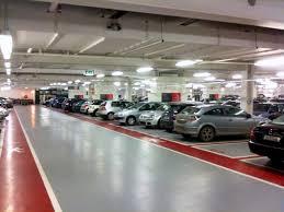 Dundrum carpark
