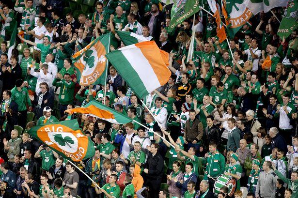 Ireland euros