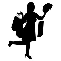silhouette-of-a-woman-shopping_1253824