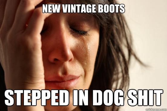 dog shit